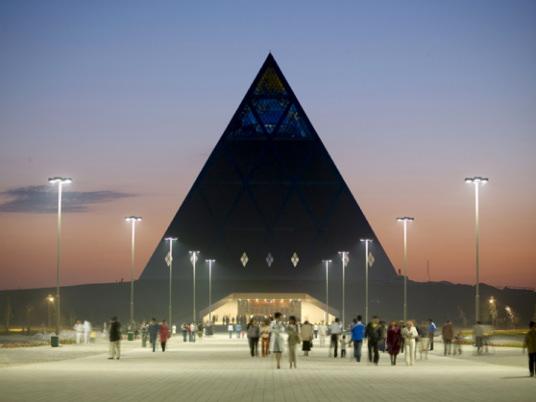 Пирамида Мира