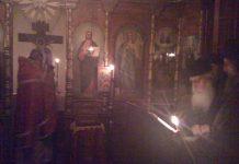 афонский псалтис (певец) - старец Даниил Данилейский