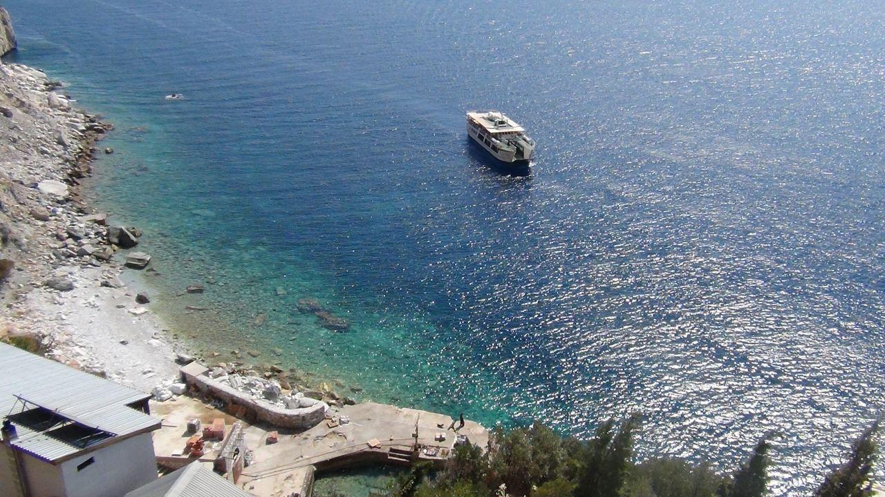 Корабль Агиа Анна