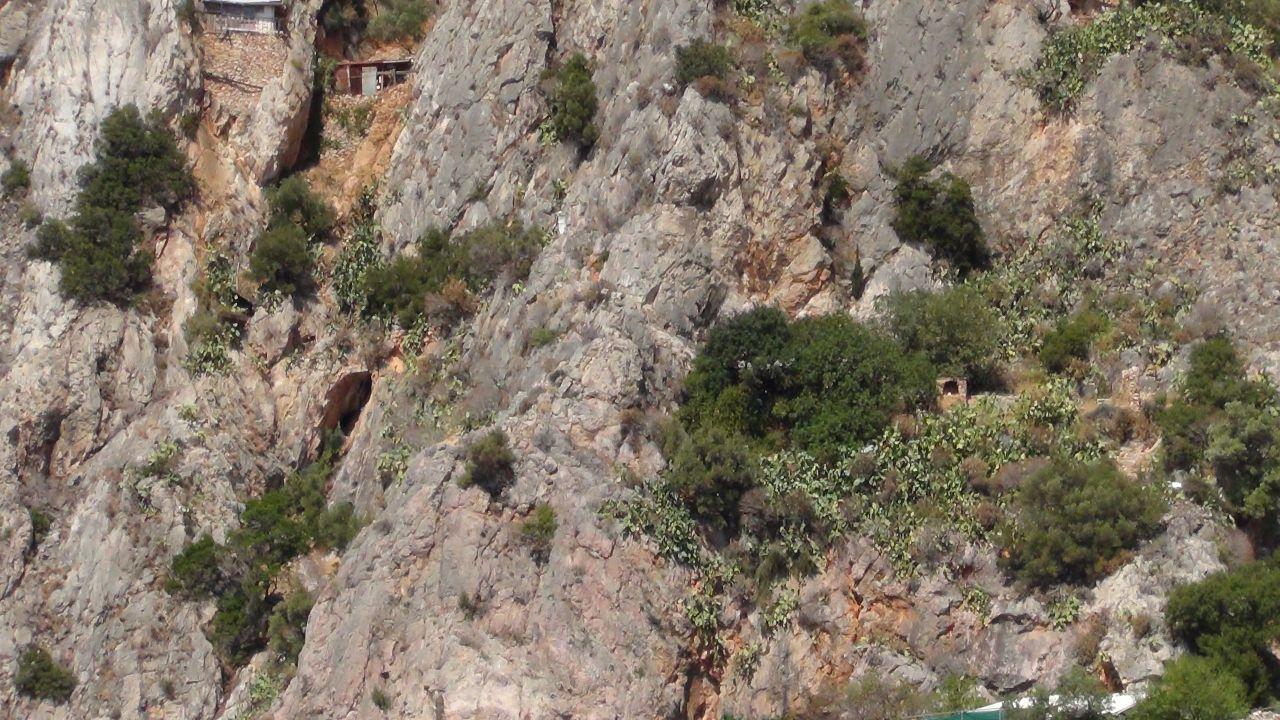 Пещера монаха Афанасия