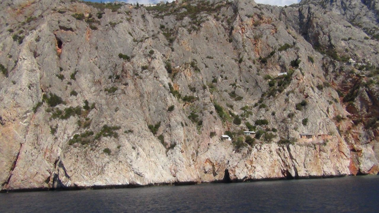 Карулия, Святая гора Афон