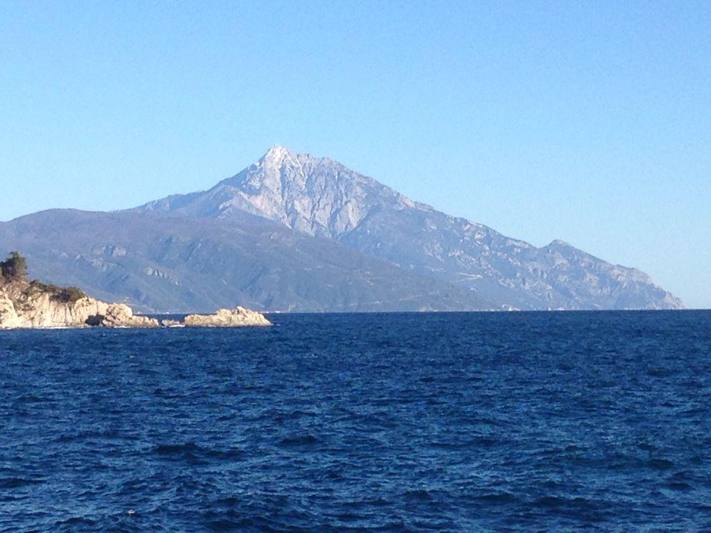 Святая гора Афон. Монах Афанасий Карульский