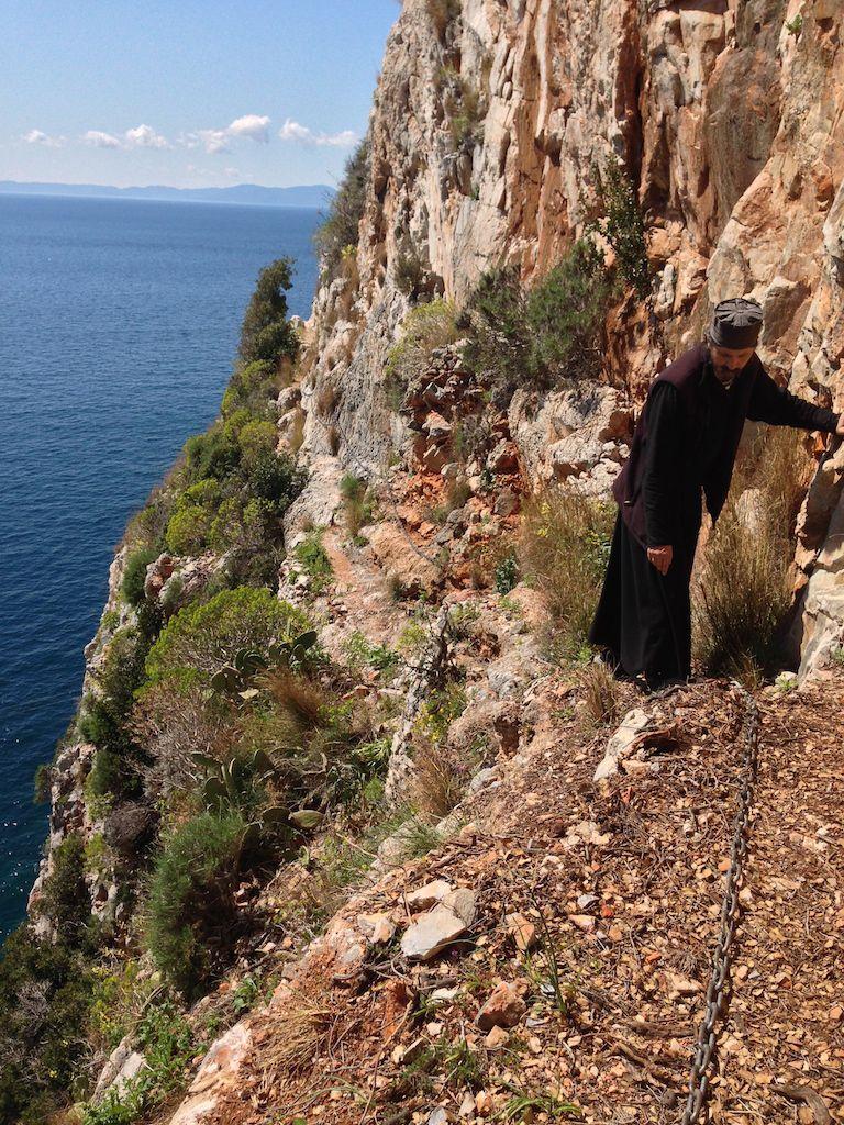 монах Афанасий, Карулья
