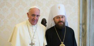 митрополит иларион папа римский