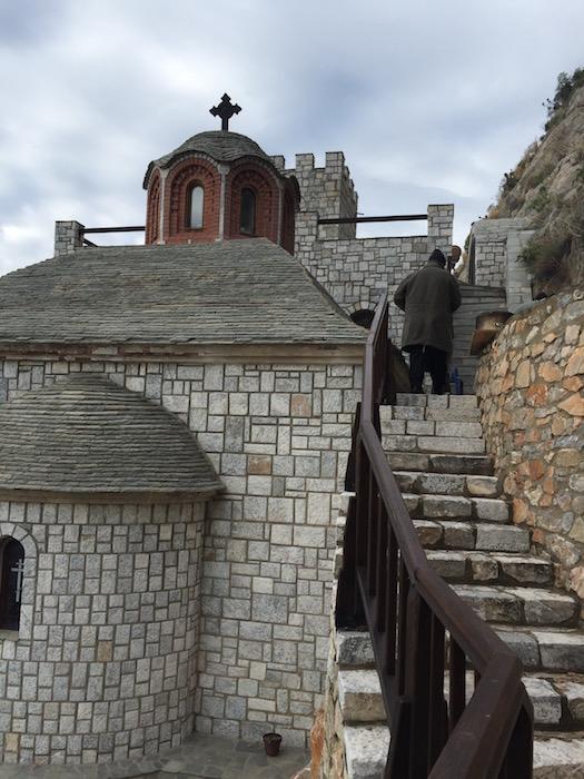 Престольный Праздник на Святой Горе