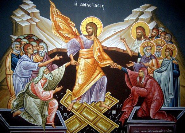 Пасха 2016 на Святой горе Афон. Великая Лавра.
